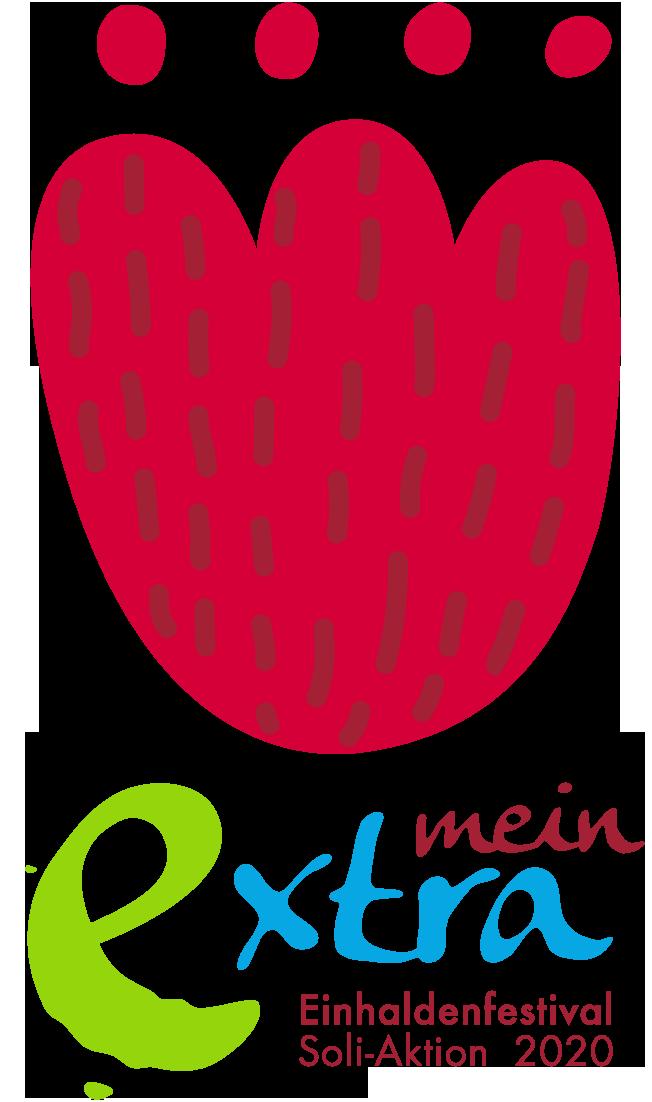 Ab einer Spende von 15 Euro erhält jede*r Unterstützer*in ein Einhaldenfestival-Soli-T-Shirt als Dankeschön. Dazu bitte einfach      bei der Spenden-Überweisung im Verwendungszweck das Wort